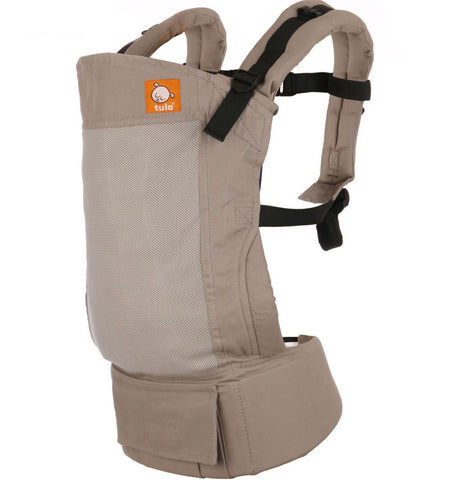 Tula Coast Carrier, Mesh Carrier in Standard and Toddler