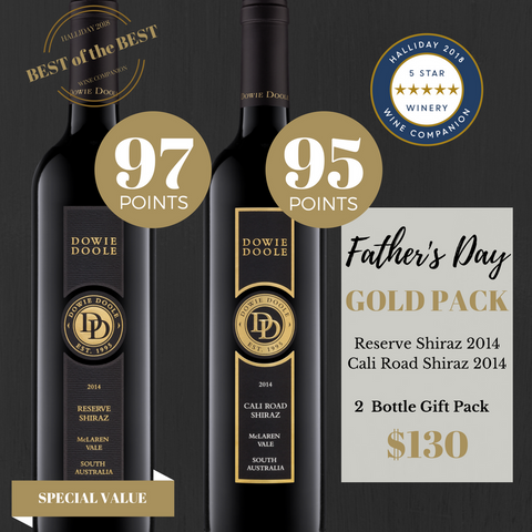 Father's Day GOLD Wine Pack