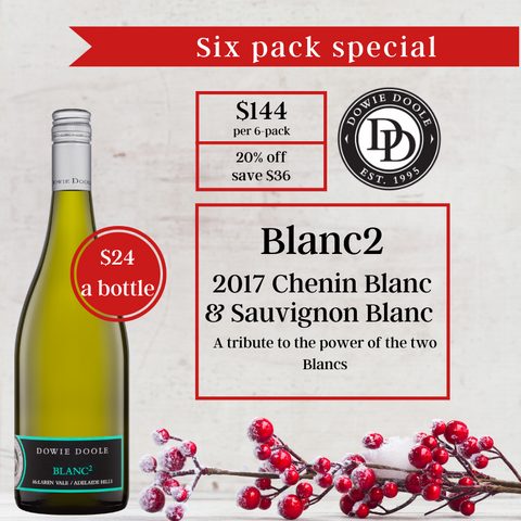 Christmas Six Pack - Blanc2 2017
