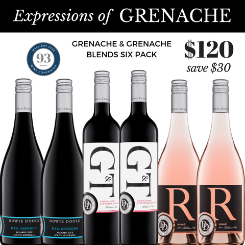Expressions of Grenache Six Pack