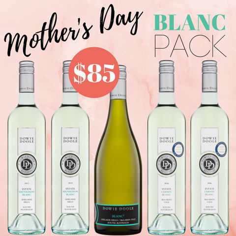 Mothers Day Blanc Wine Pack