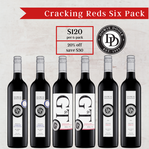 Christmas - Cracking Reds Six Pack