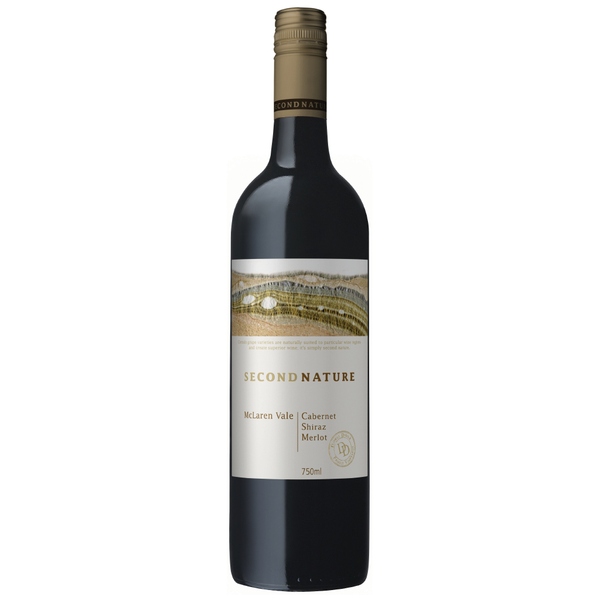 Second Nature - Cabernet Shiraz Merlot 2011