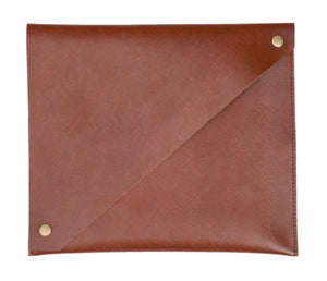MEET ME AT DEGRAVES CLUTCH IN TAN (LOW IN STOCK)