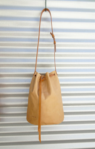 EAST OF BRUNSWICK BAG - NUDE (LIMITED EDITION)