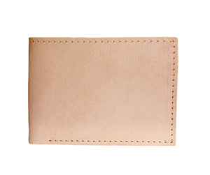 KANGAROO BIFOLD WALLET IN NATURAL