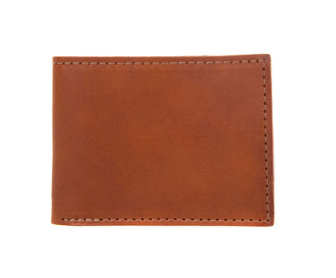ALLEY CAT CARAMEL WALLET