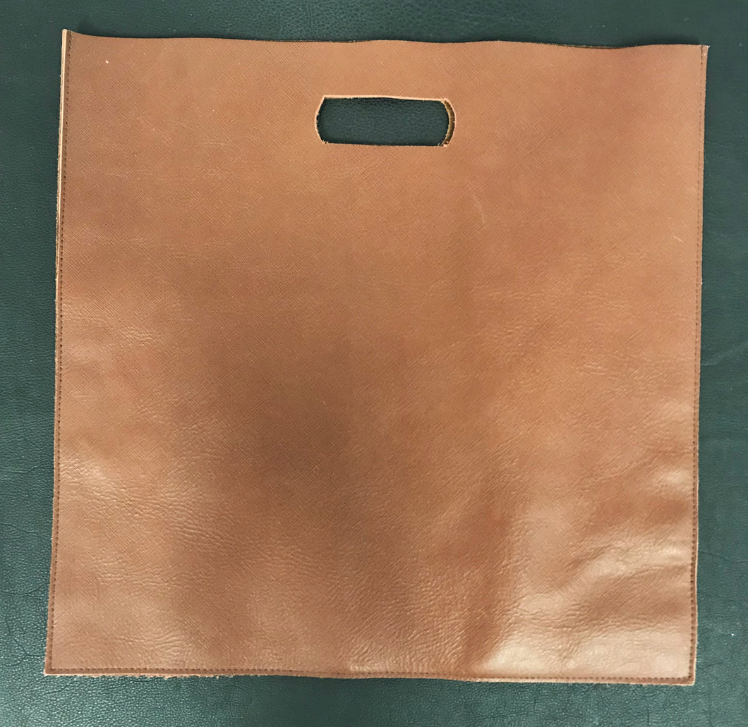 LEATHER SANDWICH BAG (SAMPLE)