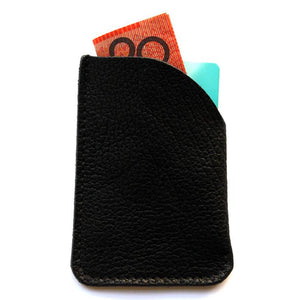 TOP OF THE TOWN BLACK CARDHOLDER