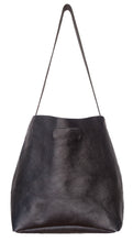 LYGON LUXE BAG IN BLACK