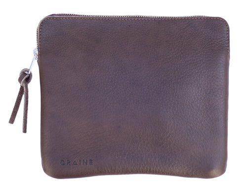 SORRENTO SUNSET CASE IN DARK CHOCOLATE