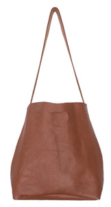 LYGON LUXE BAG IN TAN (SECOND)