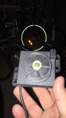Mobipus moto throttle box