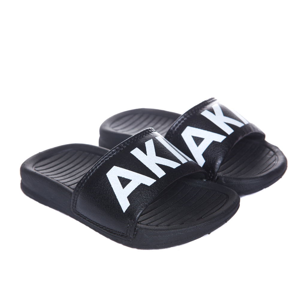 Aston Slip On (Black) AKID