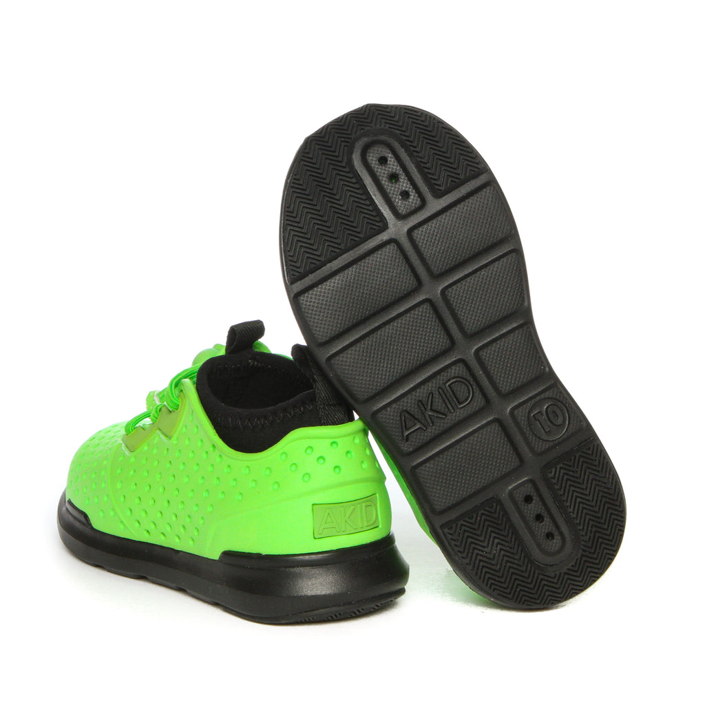 Chase (Bright Green/Black) AKID