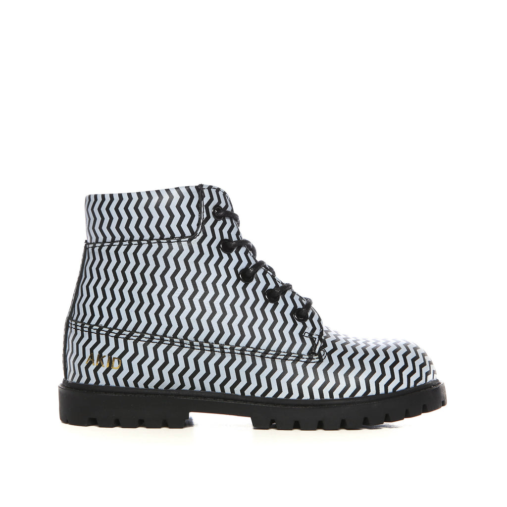 Atticus (Black/White Chevron) AKID
