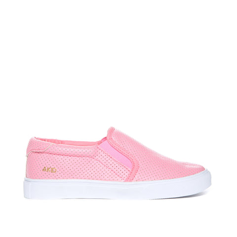 Liv (Pale Pink Perforated)