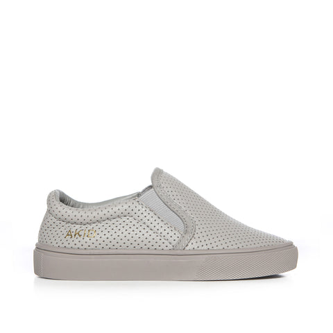 Liv (Grey Perforated)