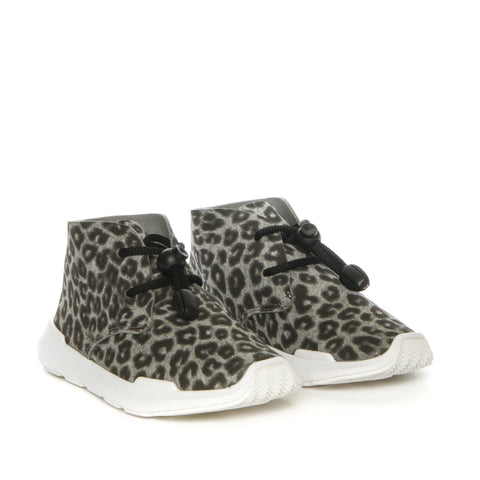 Remington  (Grey Leopard/White)