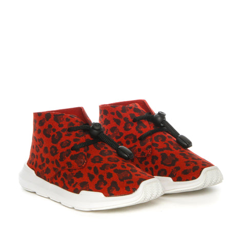 Remington  (Red Leopard/White)