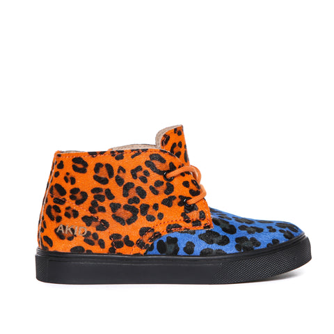 Knight (Orange/Blue Leopard)