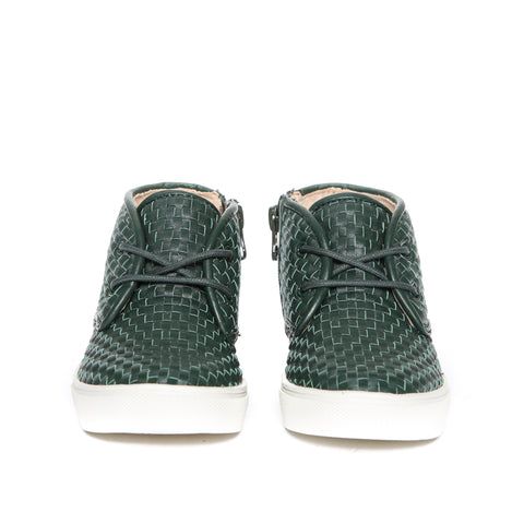 Knight (Emerald Leather Weave)