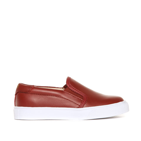 Liv (Burgundy Leather)