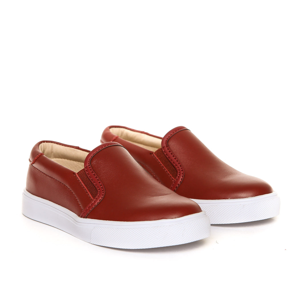 Liv (Burgundy Leather) AKID
