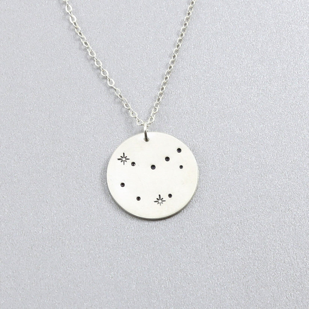 Capricorn Constellation Find Your Stars Necklace