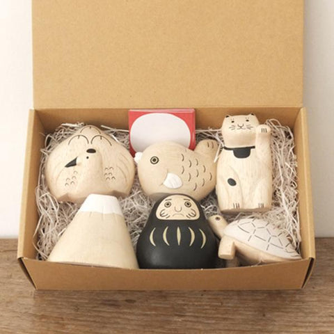 T-lab polepole ENGIMON Craft box packing 6pcs Set