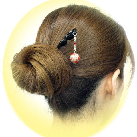 COCOLUCK Hair accessory CO-1424-BLACK