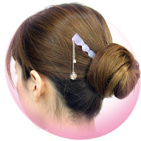 COCOLUCK Hair accessory CO-1440-BLUE