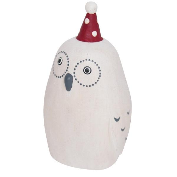 T-lab polepole animal Christmas owl