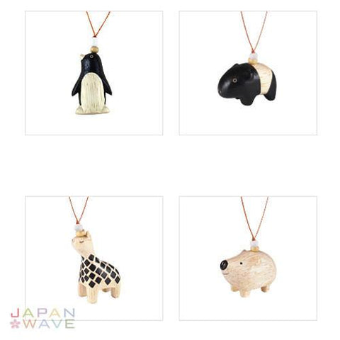 T-lab polepole animal Strap Penguin