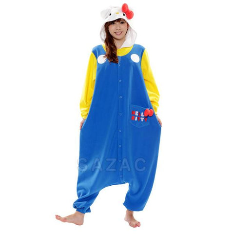 Sazac 70's Hello Kitty Kigurumi