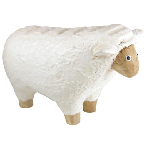 T-lab polepole animal Antique Style Sheep (L)