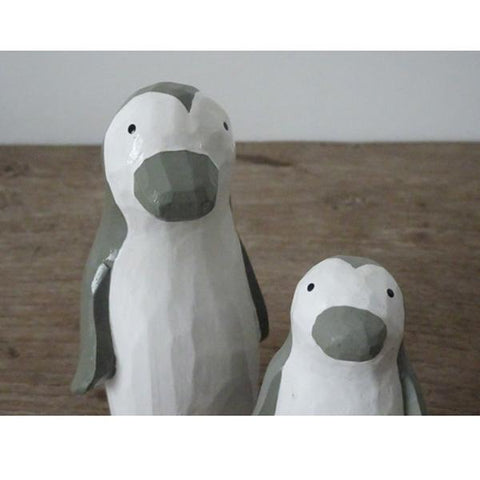 T-lab polepole animal parent and child Penguin child