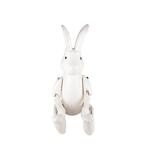 T-lab Rabbit of the wonderland Rabbit White Small