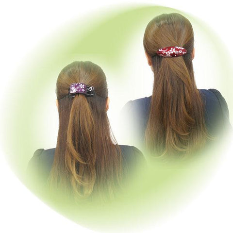 COCOLUCK Hair accessory CO-8092-PURPLE
