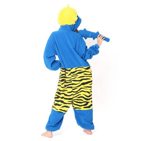 SAZAC Blue Demon Kigurumi