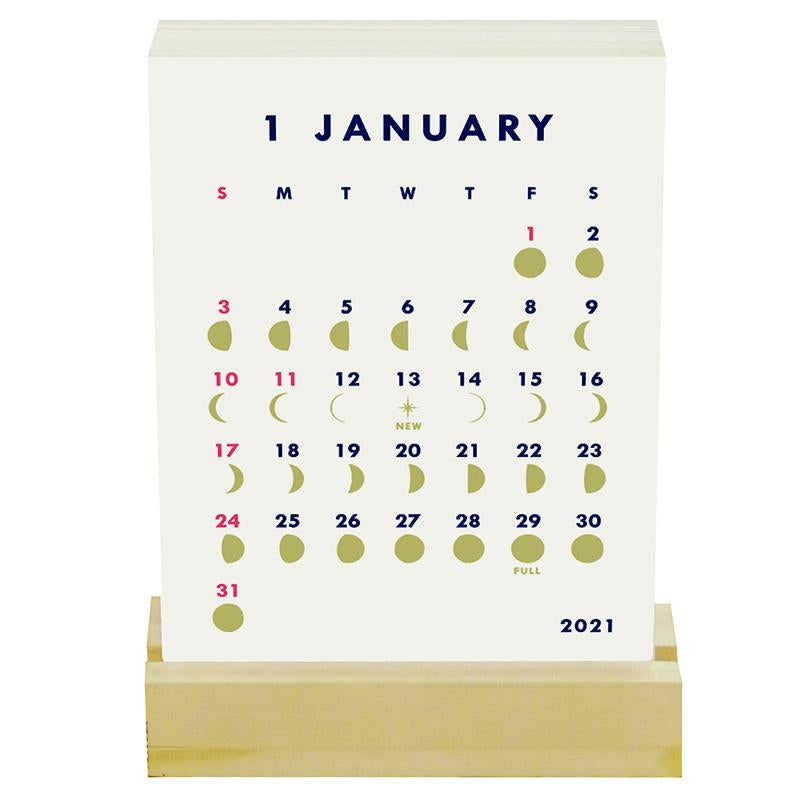 Greeting Life Zakka Calendar 2021 C-1312-MM