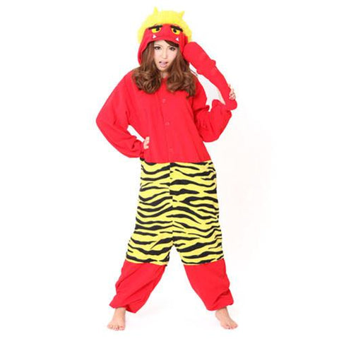 SAZAC Red Demon Kigurumi