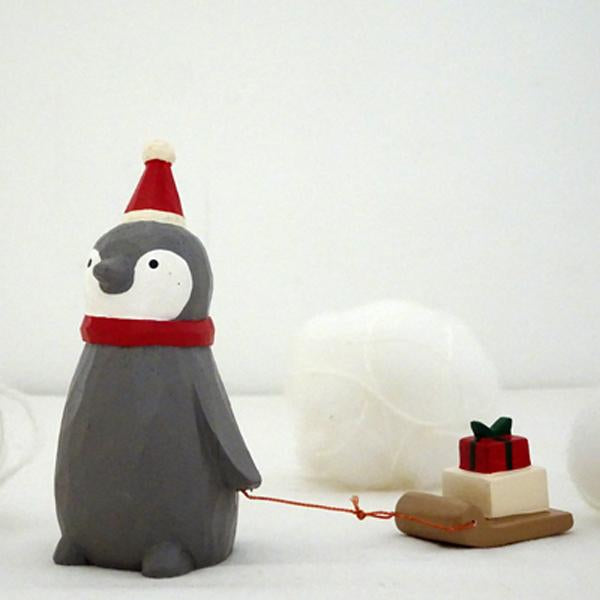 T-lab polepole animal Christmas Santa Claus Penguin Gift