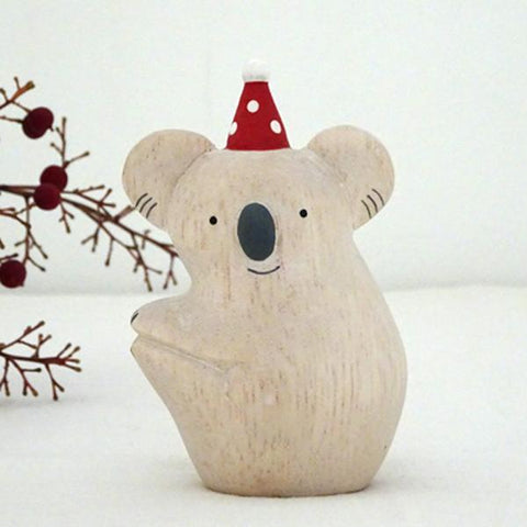 T-lab polepole animal Christmas Koala