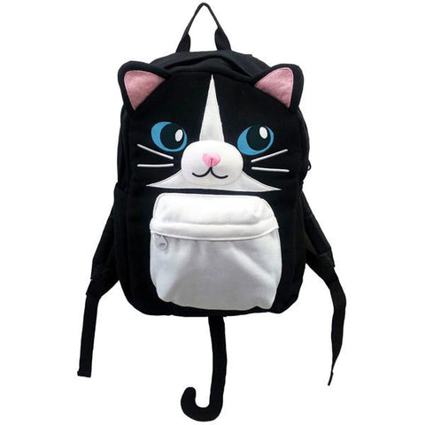 SAZAC Black Cat Backpack