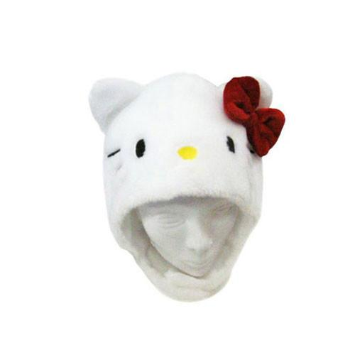 SAZAC Hello Kitty Kigurumi Cap