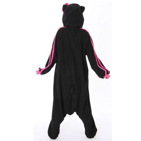 SAZAC Hello Kitty Colorful Kitty Black Kigurumi