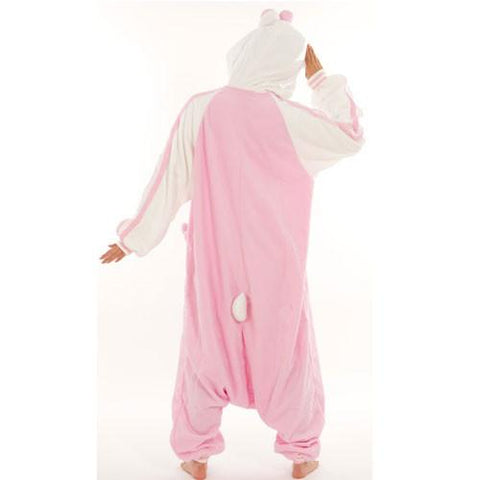 SAZAC Hello Kitty Colorful Kitty Pink Kigurumi