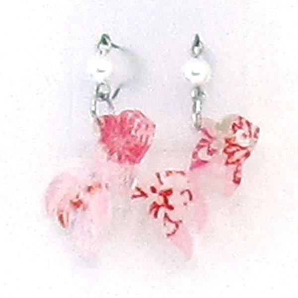 COCOLUCK Motif earrings CO-P8258-202