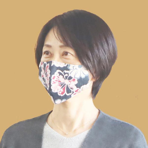 COCOLUCK  Washable Cloth Face Mask E-2